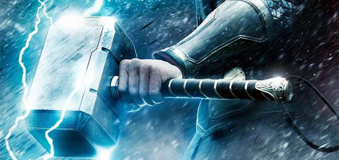 cómo se llamaba el martillo de Thor