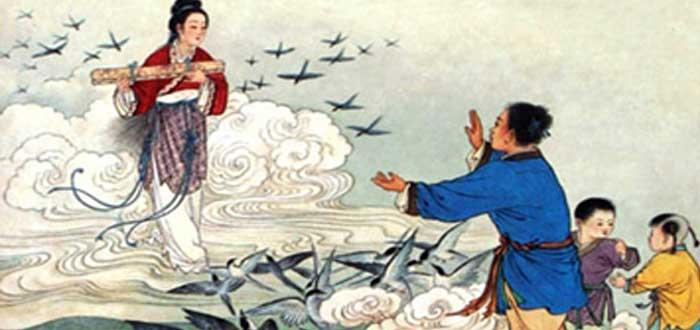 El San Valentín chino   La Leyenda del 7º día del 7º mes. ¡Emociónate!