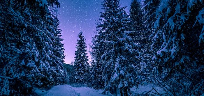 solsticio de invierno, día más corto del año