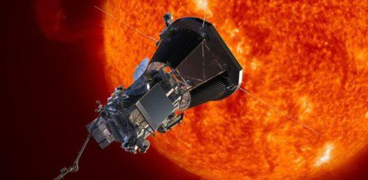 sonda al sol