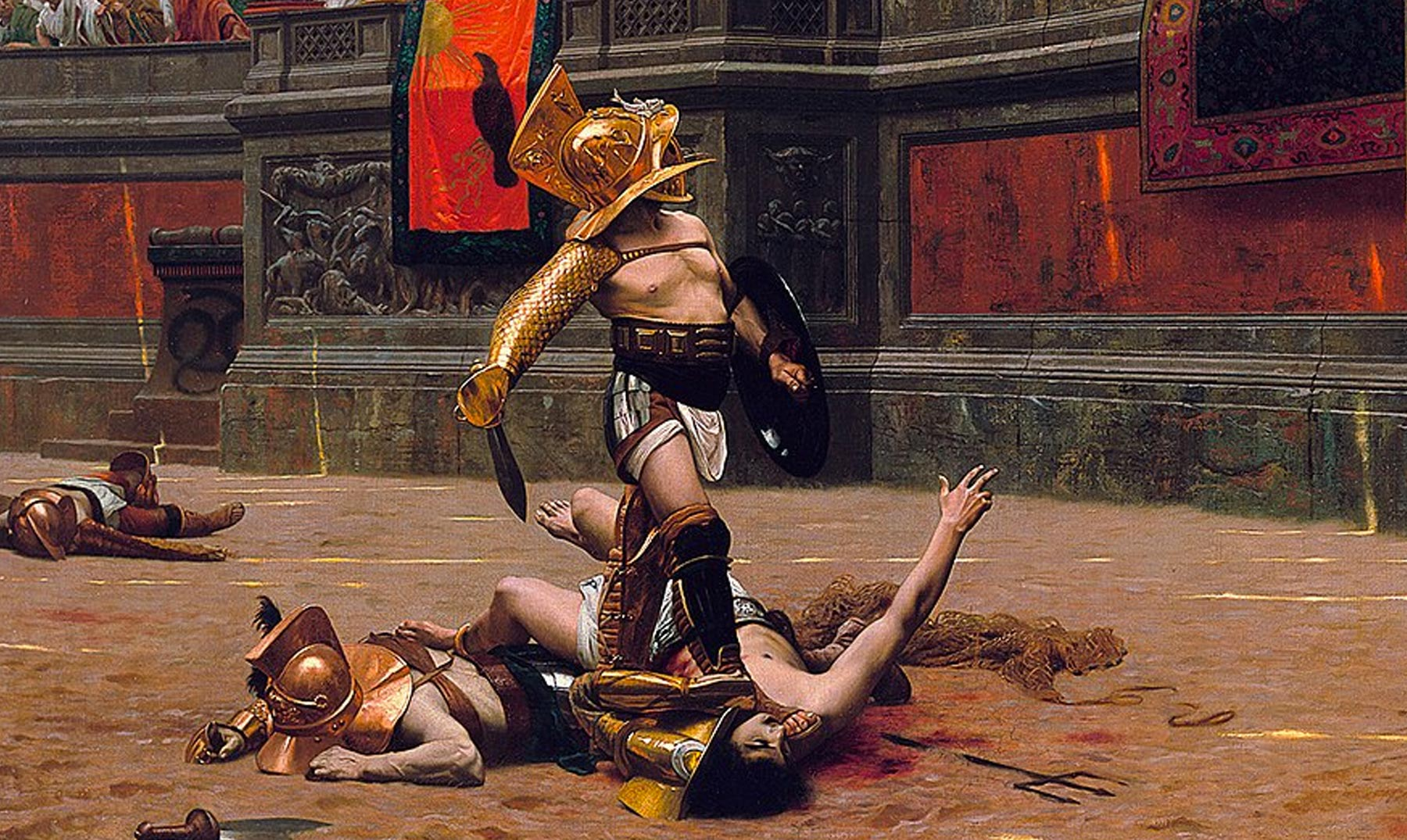 4 Tipos de gladiadores de la Antigua Roma   Los más