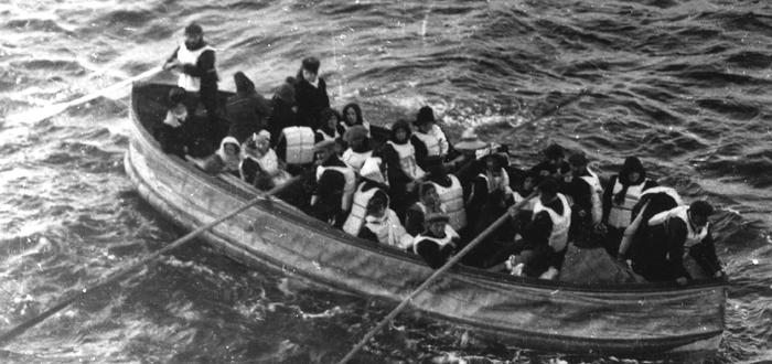 niños del Titanic