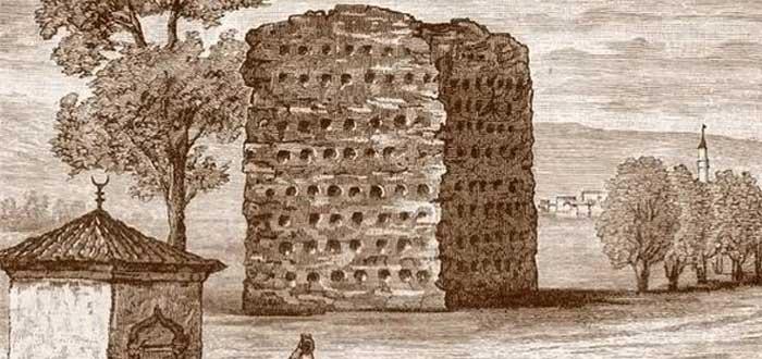 La impactante historia de la Torre de las Calaveras de Nis