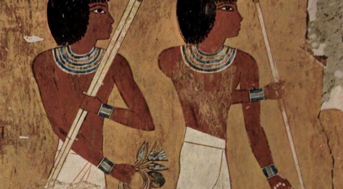 vestidos egipcios
