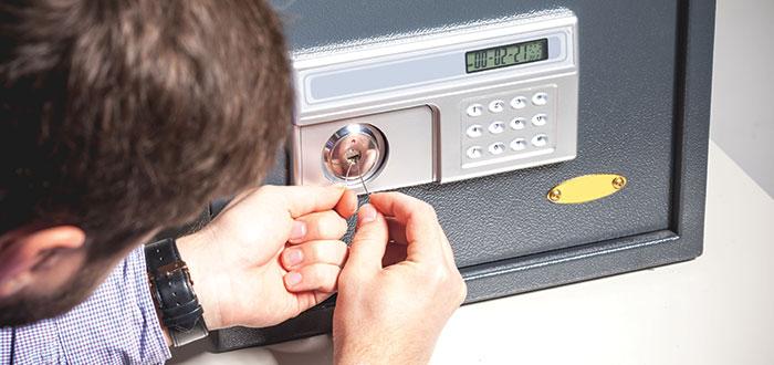 Cerrajero caja fuerte