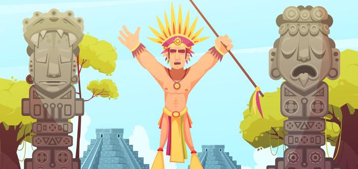 Fábulas mexicanas, el maya y el azteca