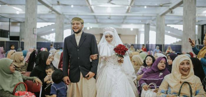 bodas árabes