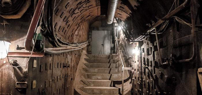 bunkers secretos