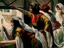 cuántas esposas tuvo el rey David