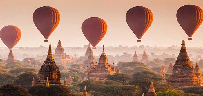datos curiosos de birmania en asia