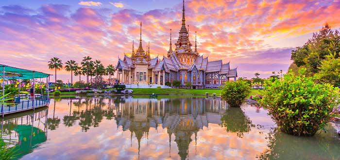 datos curiosos de tailandia asia