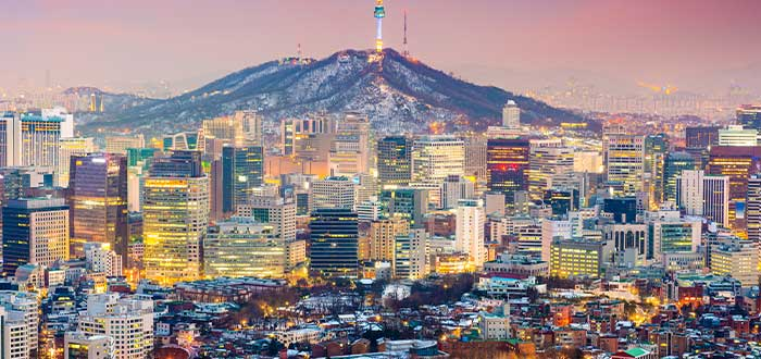 datos curiosos de asia corea del sur