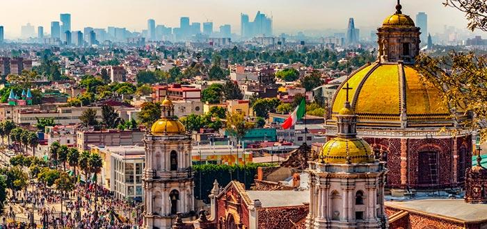 Datos Curiosos de México, Ciudad de México