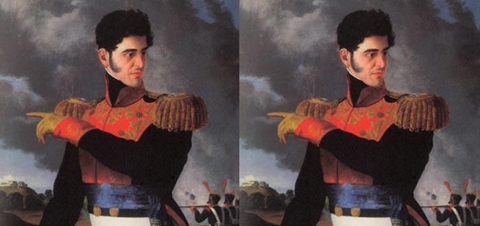 Datos Curiosos de México, General López de Santa Anna