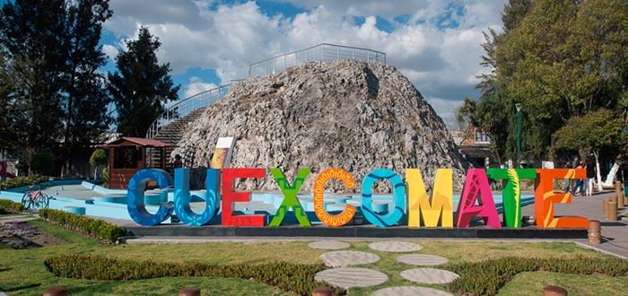 Datos Curiosos de México, Volcán Cuexcomate