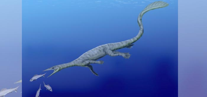Dinosaurios marinos, Eurypterida, thalattosaurio