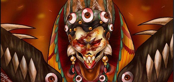 dios de la muerte azteca