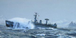 el oceáno más peligroso del mundo