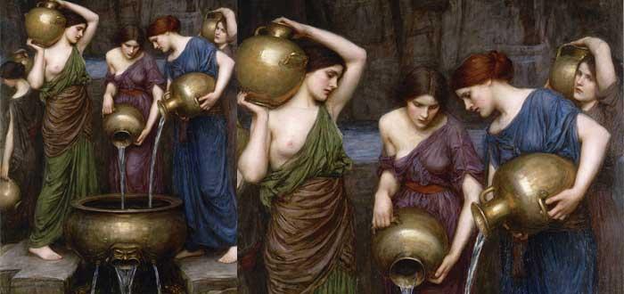 10 Habitantes del Inframundo de la mitología griega