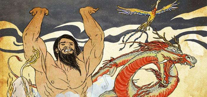 mitos de Asia