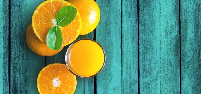palabra naranja