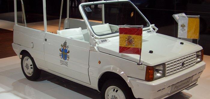 Papamóvil | 10 Curiosidades del vehículo del Papa