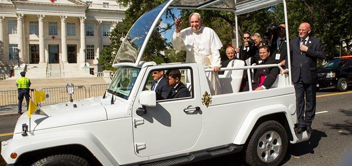 Papamóvil   10 Curiosidades del vehículo del Papa
