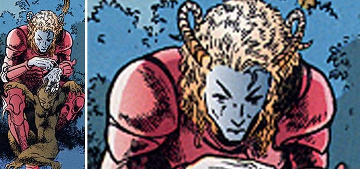Rey de las Hadas, DC COMICS