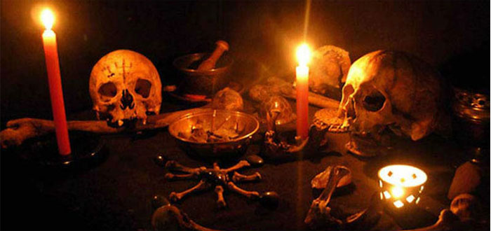tipos de brujería