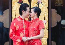 vestimenta de la China antigua