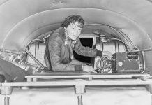 mensaje de Amelia Earhart