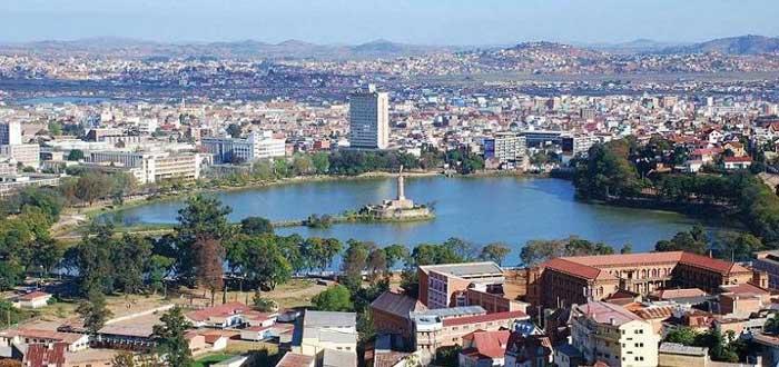 ciudad madagascar