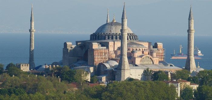 cultura bizantina, Estambul