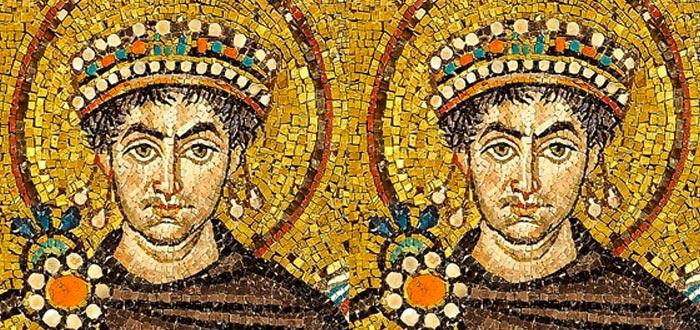 Cultura bizantina, Justiniano I