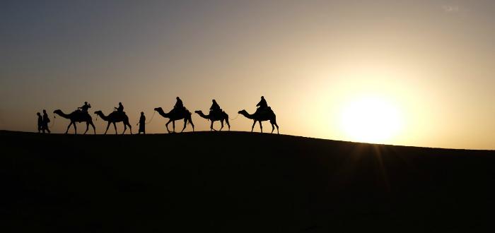cultura bizantina, ruta de la seda