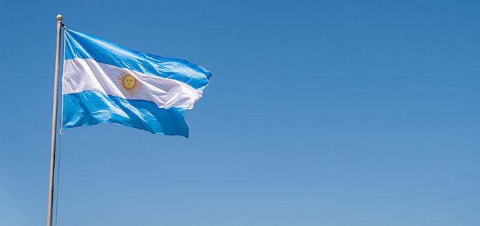 datos curiosos argentina bandera