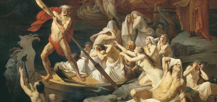 qué es el Hades, Caronte