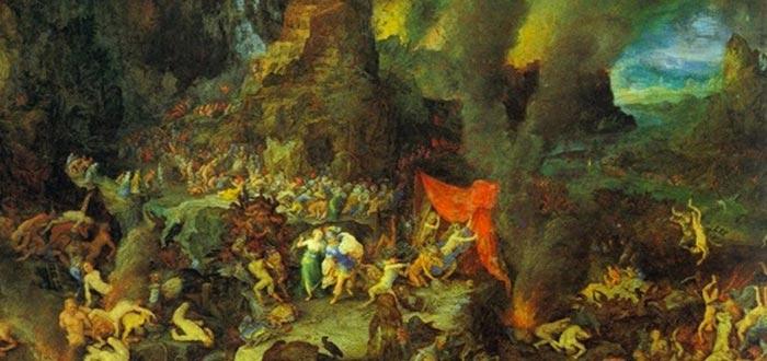 Qué es el Hades, inframundo griego