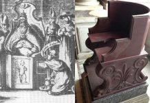 La Silla Estercoraria | Era para comprobar que el Papa tenía testículos