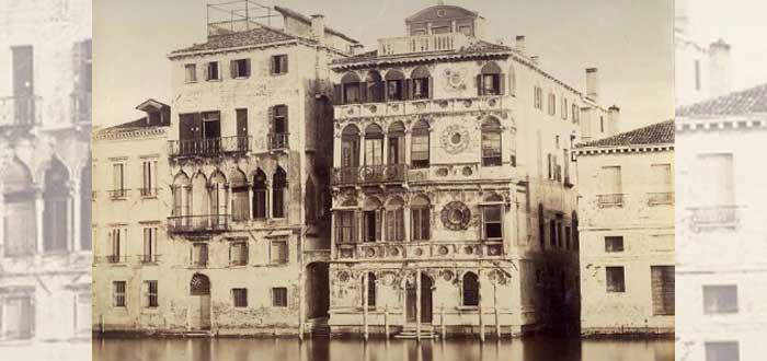 10 Curiosidades de Ca'Dario | El palacio maldito de Venecia