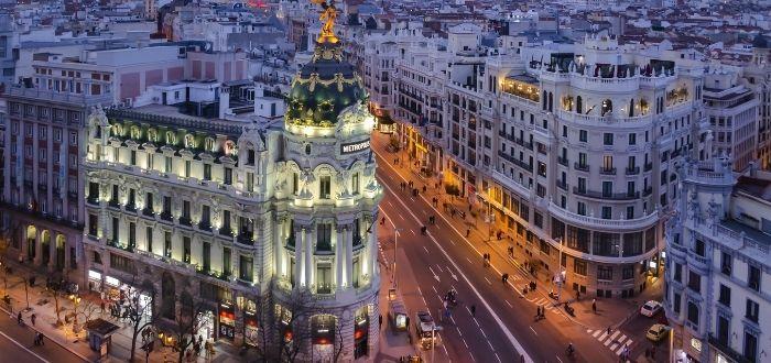 sitios curiosos de Madrid