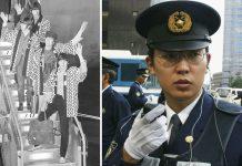La policía japonesa usa guantes blancos desde 1966, ¿por qué? ¡Beatles!