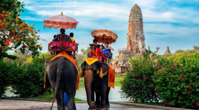 Tailandia visita obligatoria al paraiso de las playas