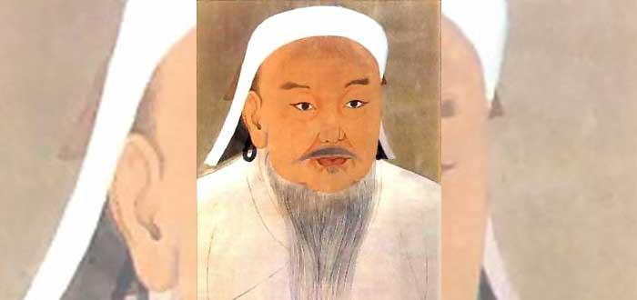La leyenda de la Tumba de Gengis Kan
