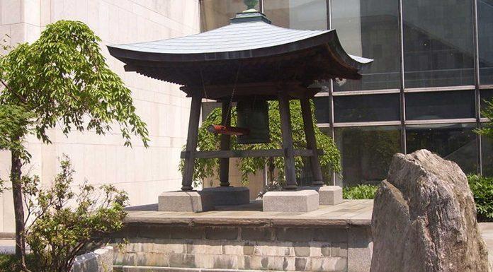 Las Campanas de la Paz japonesas que se escuchan en todo el mundo