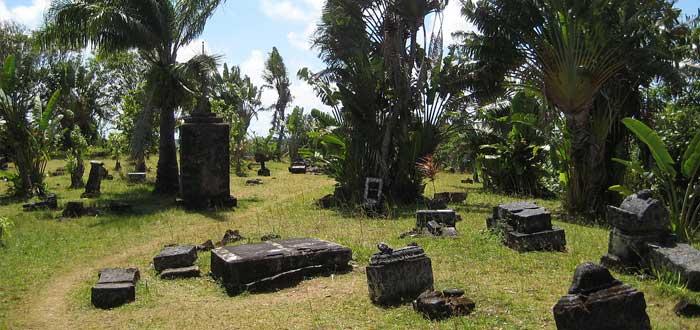 Descubre el único cementerio pirata del mundo | En la isla Santa María
