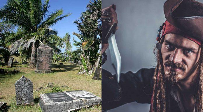 Descubre el único cementerio pirata del mundo   En la isla Santa María
