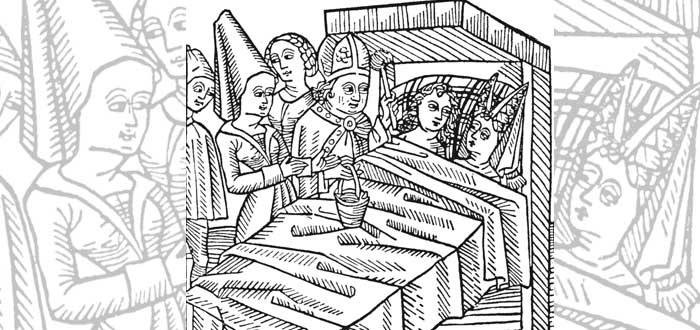 La Ceremonia de la Cama en las antiguas bodas. ¿Qué sentido tenía?