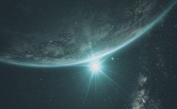 cómo son los rayos cósmicos