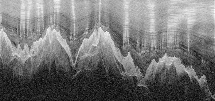 10 Curiosidades de la Cordillera Gamburtsev   Escondida bajo la Antártida